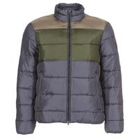 Odjeća Muškarci  Pernate jakne Emporio Armani EA7 MOUNTAIN M MEDIUM TRITONAL JACKET Crna / Khaki