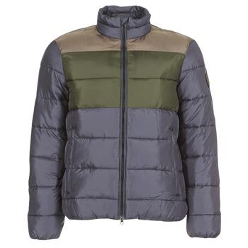 Odjeća Muškarci  Pernate jakne Emporio Armani EA7 MOUNTAIN M MEDIUM TRITONAL JACKET Crna / Kaki