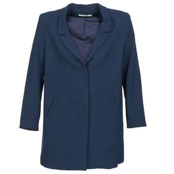 Odjeća Žene  Kaputi See U Soon CARINA Blue