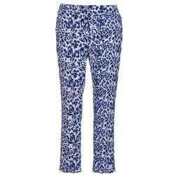Odjeća Žene  Lagane hlače / Šalvare See U Soon CLARA Blue / Crna