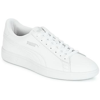 Obuća Muškarci  Niske tenisice Puma PUMA SMASH V2 L Bijela
