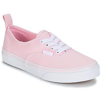 Obuća Djevojčica Niske tenisice Vans UY AUTHENTIC Ružičasta