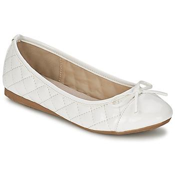 Obuća Žene  Balerinke i Mary Jane cipele Moony Mood EMA Bijela / Verni
