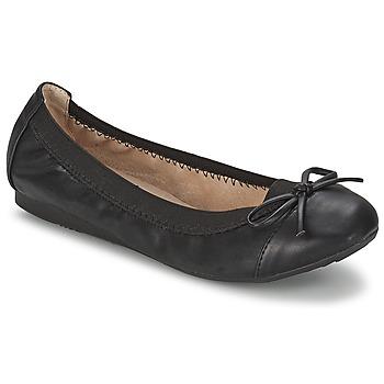 Obuća Žene  Balerinke i Mary Jane cipele Moony Mood ELALA Black