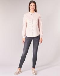 Odjeća Žene  Hlače s pet džepova Maison Scotch LA BOHEMIENNE Crna