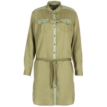 Odjeća Žene  Kratke haljine Maison Scotch JULIENAS Kaki