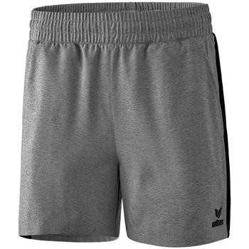 Odjeća Žene  Bermude i kratke hlače Erima Short femme  Premium One 2.0 gris chiné/noir