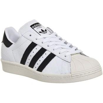 Obuća Žene  Niske tenisice adidas Originals Superstar 80S Bijela