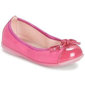 Obuća Djevojčica Balerinke i Mary Jane cipele Citrouille et Compagnie MIXOUBET Fuchsiová
