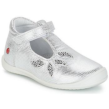 Obuća Djevojčica Balerinke i Mary Jane cipele GBB MARGOT Vte / Srebrna / Dpf / Zafra