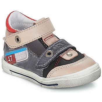 Obuća Dječak  Sandale i polusandale GBB PEPINO Vte / Gray-jeans / Dpf / Snow