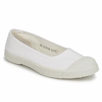 Obuća Žene  Balerinke i Mary Jane cipele Bensimon BALLERINE White