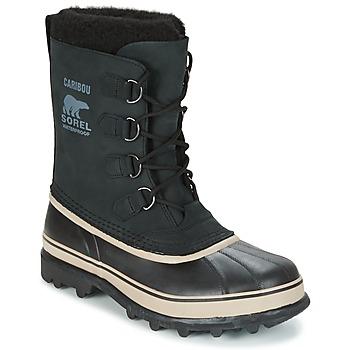 Obuća Muškarci  Čizme za snijeg Sorel CARIBOU Crna