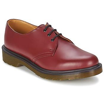 Obuća Muškarci  Derby cipele Dr Martens 1461 PW Red / Cherry