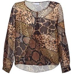 Odjeća Žene  Topovi i bluze Alba Moda ANINA Smeđa