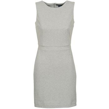 Odjeća Žene  Kratke haljine Gant L. JERSEY PIQUE Siva