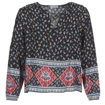 Odjeća Žene  Topovi i bluze Casual Attitude WASAS Crna / Multicolour