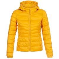 Odjeća Žene  Pernate jakne Only ONLTAHOE Žuta