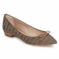 Obuća Žene  Balerinke i Mary Jane cipele Alberto Gozzi TINA TESSY Smeđa
