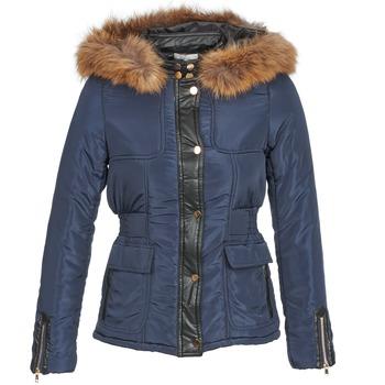 Odjeća Žene  Pernate jakne Betty London BAMBOU Blue