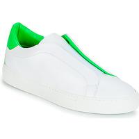 Obuća Žene  Niske tenisice KLOM KISS White / Green