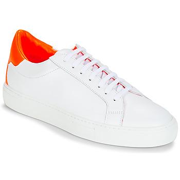 Obuća Žene  Niske tenisice KLOM KEEP Bijela / Narančasta