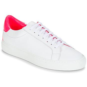 Obuća Žene  Niske tenisice KLOM KEEP Bijela / Ružičasta