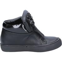 Obuća Žene  Gležnjače Sara Lopez Cipele Tenisice BX704 Crno