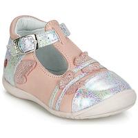 Obuća Djevojčica Balerinke i Mary Jane cipele GBB MERTONE Ružičasta / Srebrna