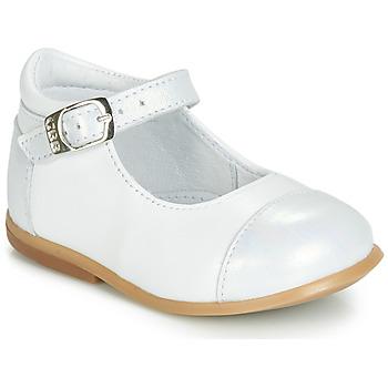 Obuća Djevojčica Balerinke i Mary Jane cipele GBB BELISTO Bijela