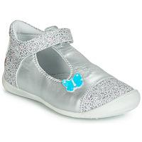 Obuća Djevojčica Balerinke i Mary Jane cipele GBB MERCA Srebrna