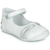 Obuća Djevojčica Balerinke i Mary Jane cipele GBB MALLA Bijela