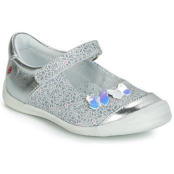Obuća Djevojčica Balerinke i Mary Jane cipele GBB SACHIKO Srebrna