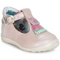 Obuća Djevojčica Balerinke i Mary Jane cipele Catimini BIMA Ružičasta