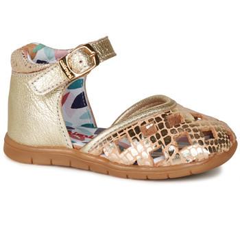 Obuća Djevojčica Balerinke i Mary Jane cipele Catimini NAYA Gold