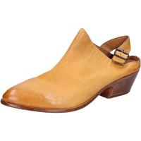 Obuća Žene  Sandale i polusandale Moma sabot sandali giallo pelle BX975 Giallo