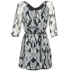 Odjeća Žene  Kratke haljine One Step ROSASITE Siva / Bijela