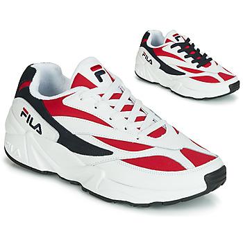 Obuća Muškarci  Niske tenisice Fila VENOM LOW Bijela / Red