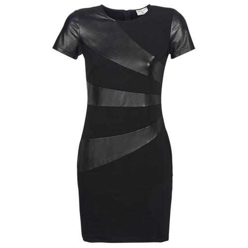 Odjeća Žene  Kratke haljine Moony Mood JOULOU Crna
