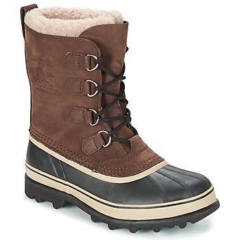 Obuća Muškarci  Čizme za snijeg Sorel CARIBOU Smeđa