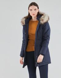 Odjeća Žene  Parke Only ONLKATY Blue