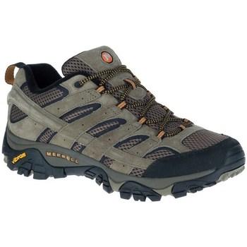 Obuća Muškarci  Pješaćenje i planinarenje Merrell Moab 2 Ventilator Siva