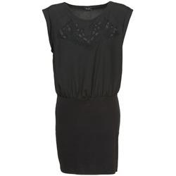 Odjeća Žene  Kratke haljine Vila VIHAMIN Crna