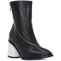 Obuća Žene  Gležnjače Juice Shoes TEVERE NERO Nero
