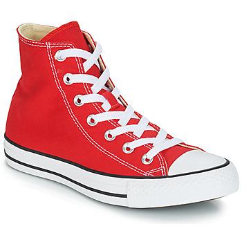 Obuća Visoke tenisice Converse CHUCK TAYLOR ALL STAR CORE HI Red