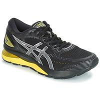 Obuća Muškarci  Running/Trail Asics GEL-NIMBUS 21 Crna / Žuta