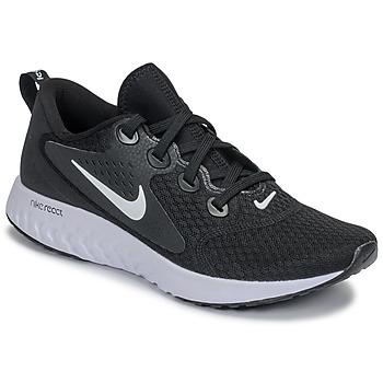 Obuća Žene  Running/Trail Nike REBEL REACT Crna / Bijela